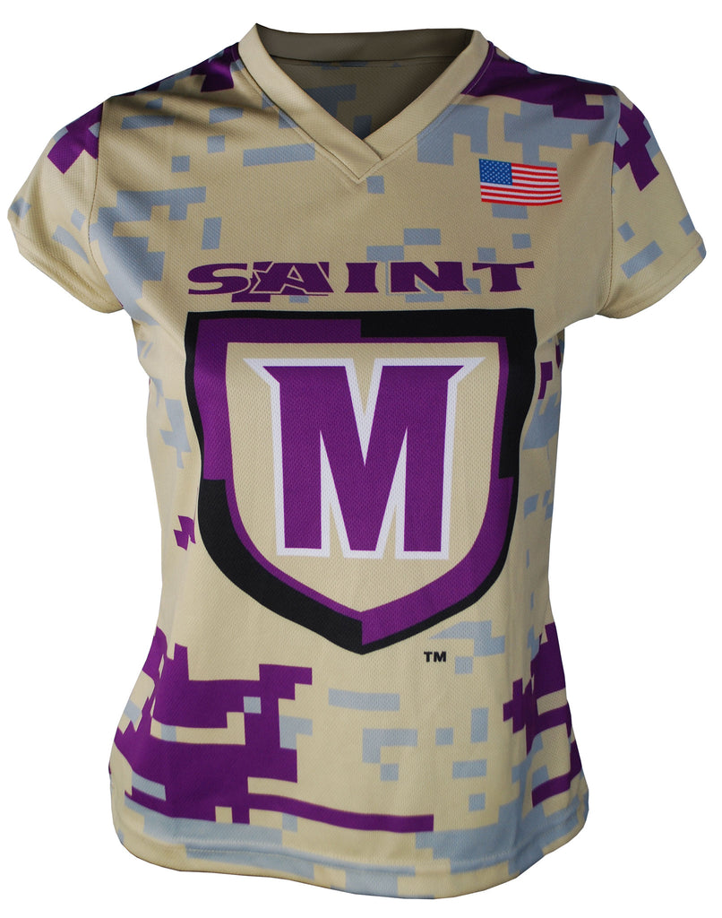Custom Sublimated Capsleeve Jersey - Harrow Sports