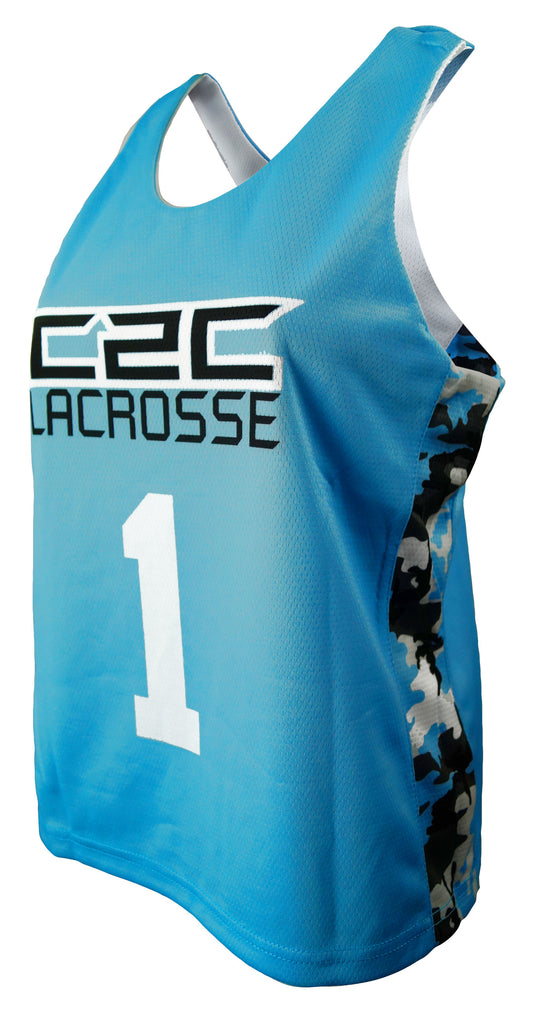 Custom Sublimated Reversible Jersey - Harrow Sports