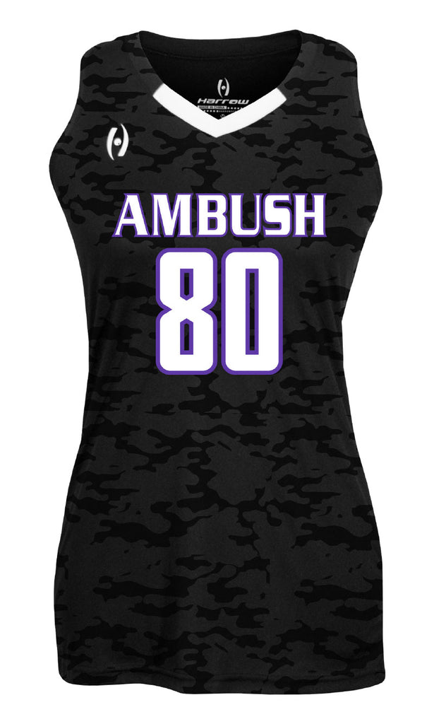 Custom Sublimated Legend Sleeveless Uniform - Harrow Sports