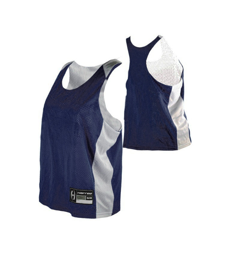 Women's Racerback Reversible Jersey - Harrow Sports