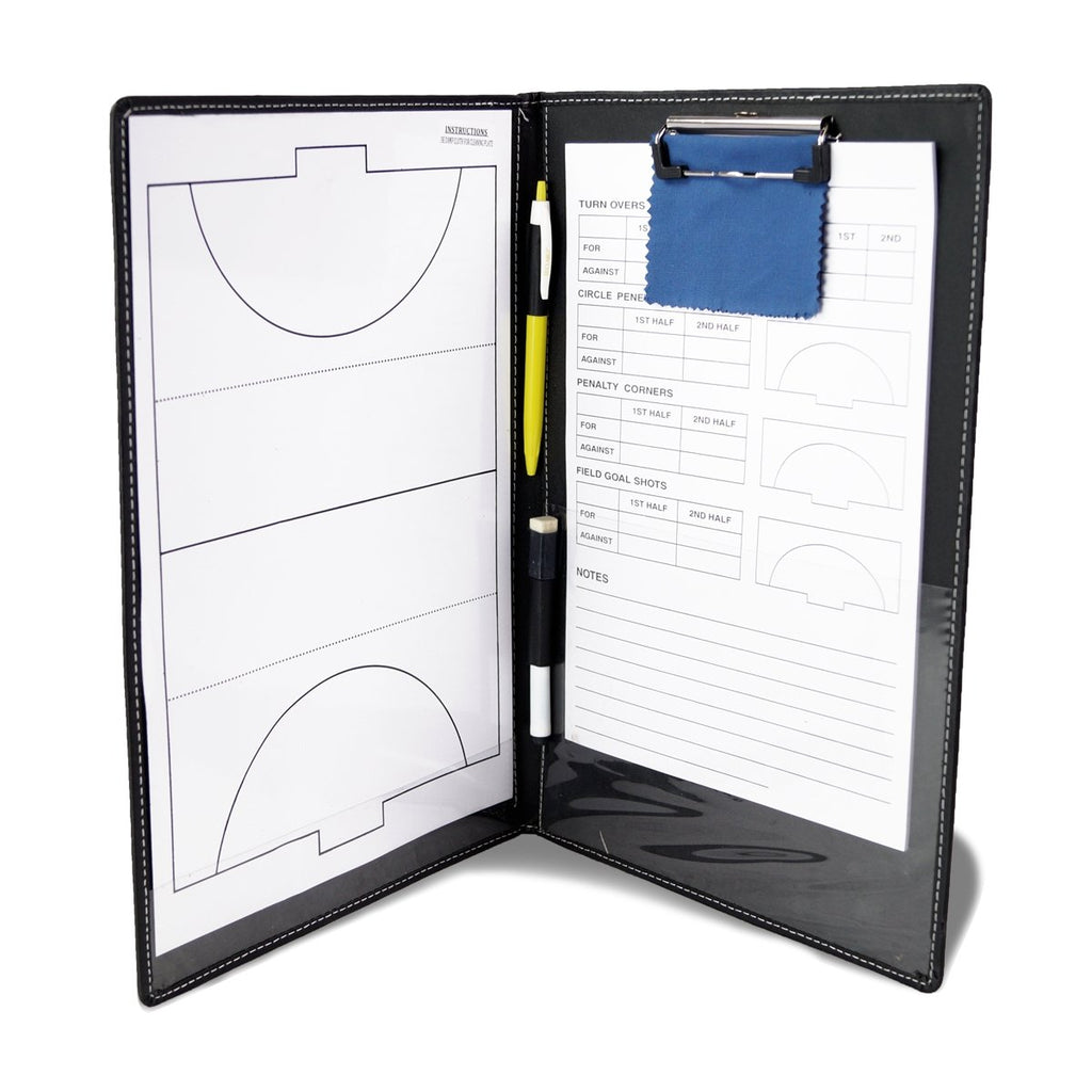 Premium Coaches Clip Board