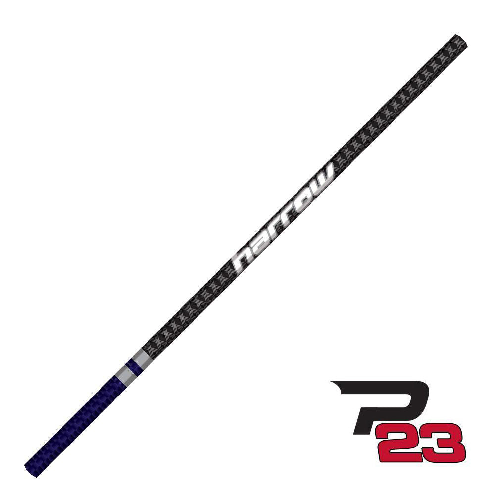 P23 Ultralite Straight Lacrosse Shaft - Harrow Sports