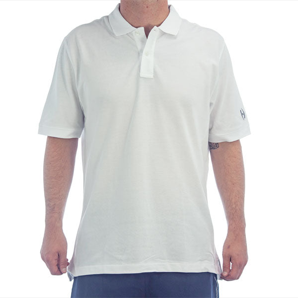 Premier Polo With Squash Racquet Logo