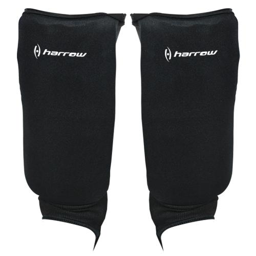 Harrow Soft Roll Down Shin Guards - Harrow Sports