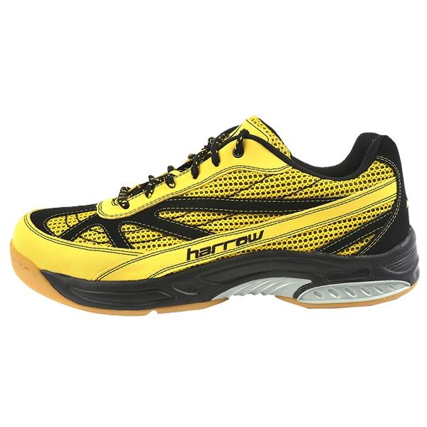 Sneak Indoor Court Shoe - Yellow/Black