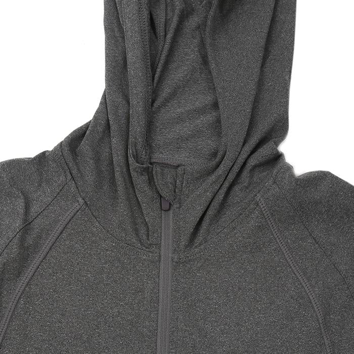 Surge Hooded Half Zip - Harrow Sports