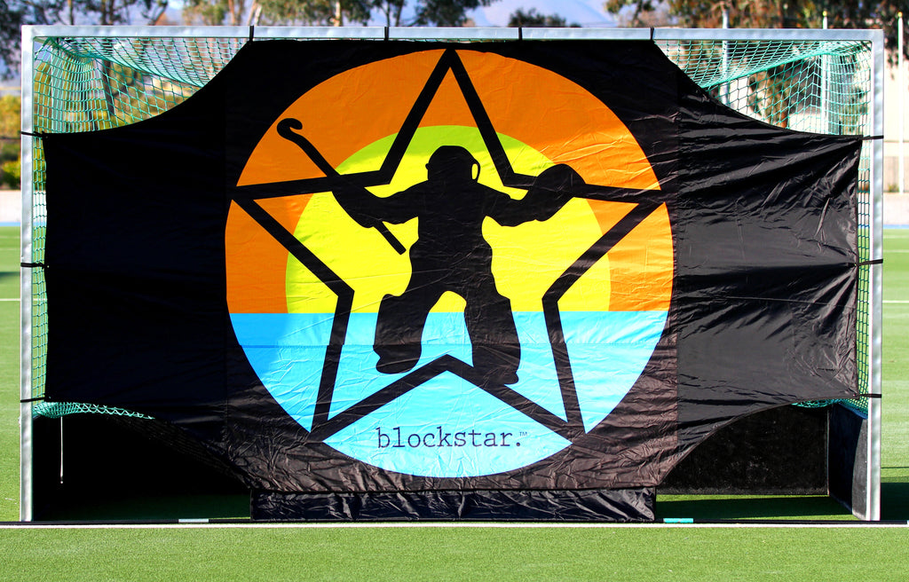 Blockstar Shooting Target - Harrow Sports