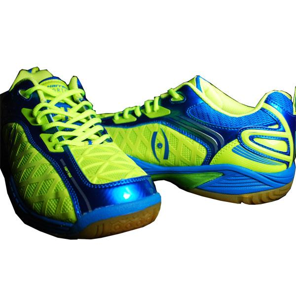 Vortex Court Shoe - Green / Blue