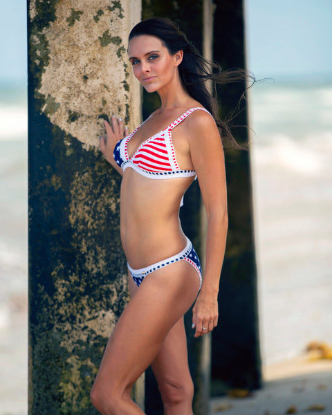 Stars and Stripes Bikini