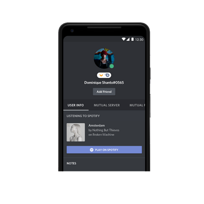 Discord – Spotify Everywhere
