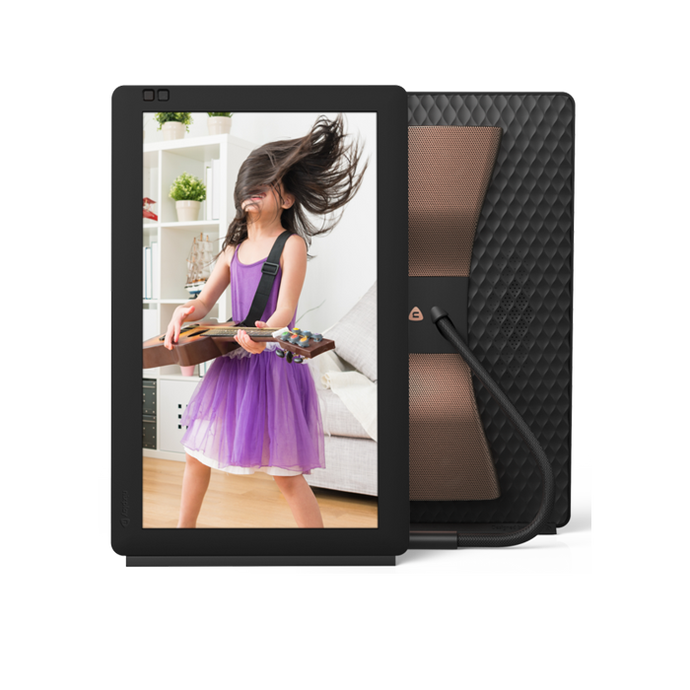 Nixplay Seed Wave 13.3 inch Digital Wi-Fi Photo Frame