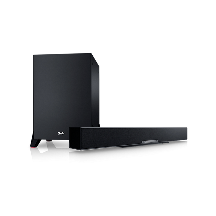 Teufel Soundbar Streaming Easy
