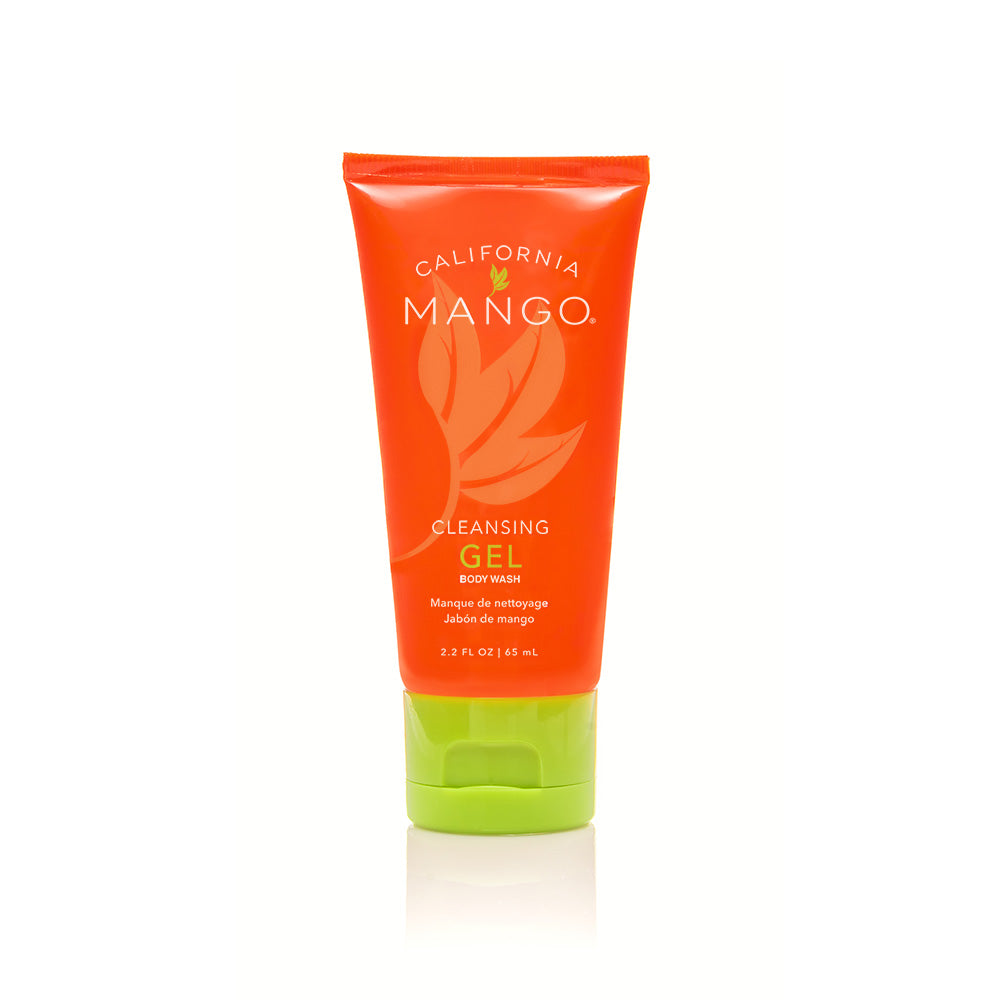 Mango Cleansing Gel Body Wash
