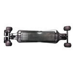 Faboard All Carbon Fiber Black Carve Belt Electric Skateboard