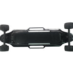 Faboard Black Rover Dual Hub All-Terrain Electric Skateboard - ridefaboard