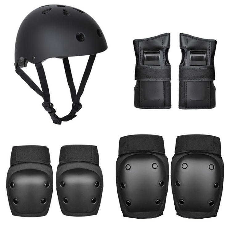 Faboard Helmet and all Protection Gear