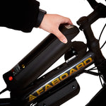 Faboard Hunter Foldable Electric Bike with Swappable Battery - ridefaboard