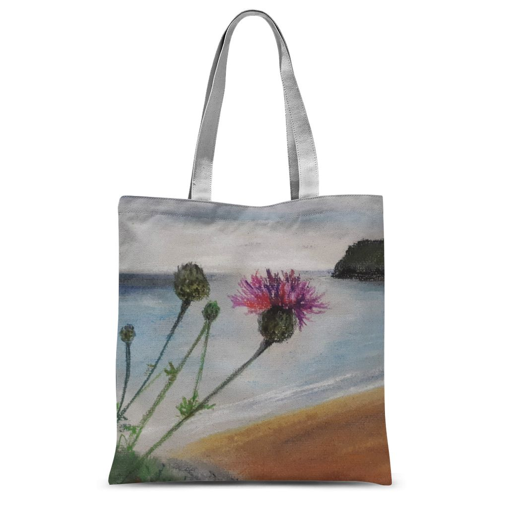 Barafundle Beach, Pembrokeshire Tote Bag