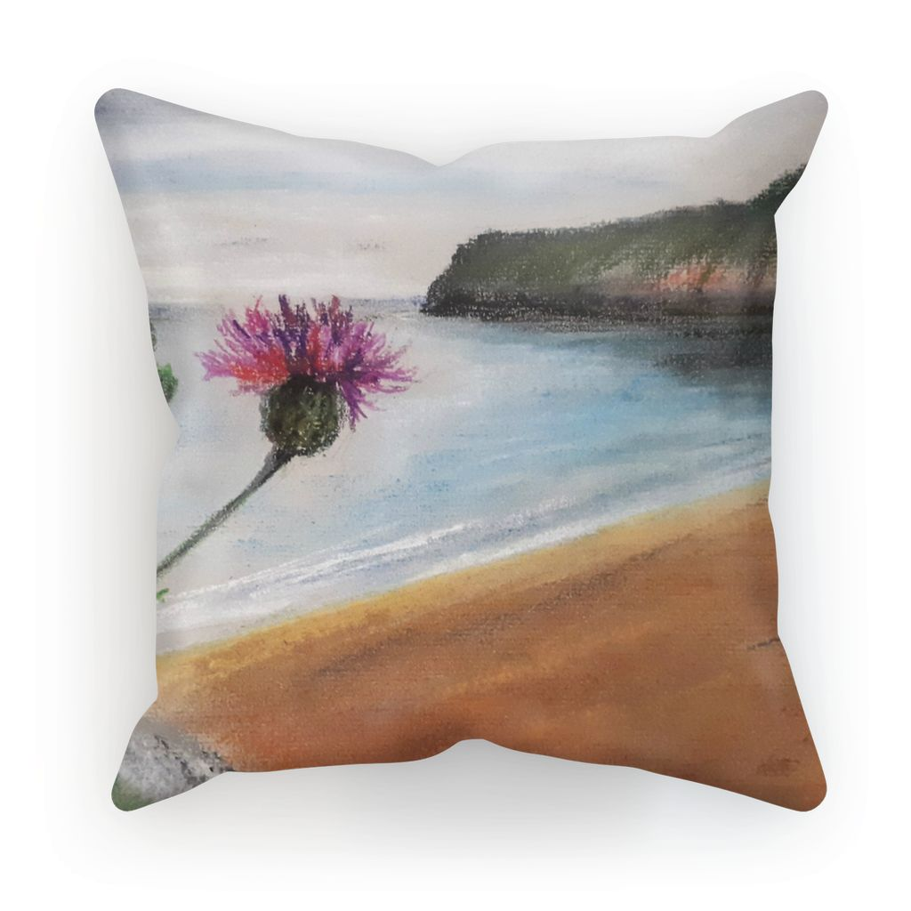 Barafundle Beach, Pembrokeshire Cushion