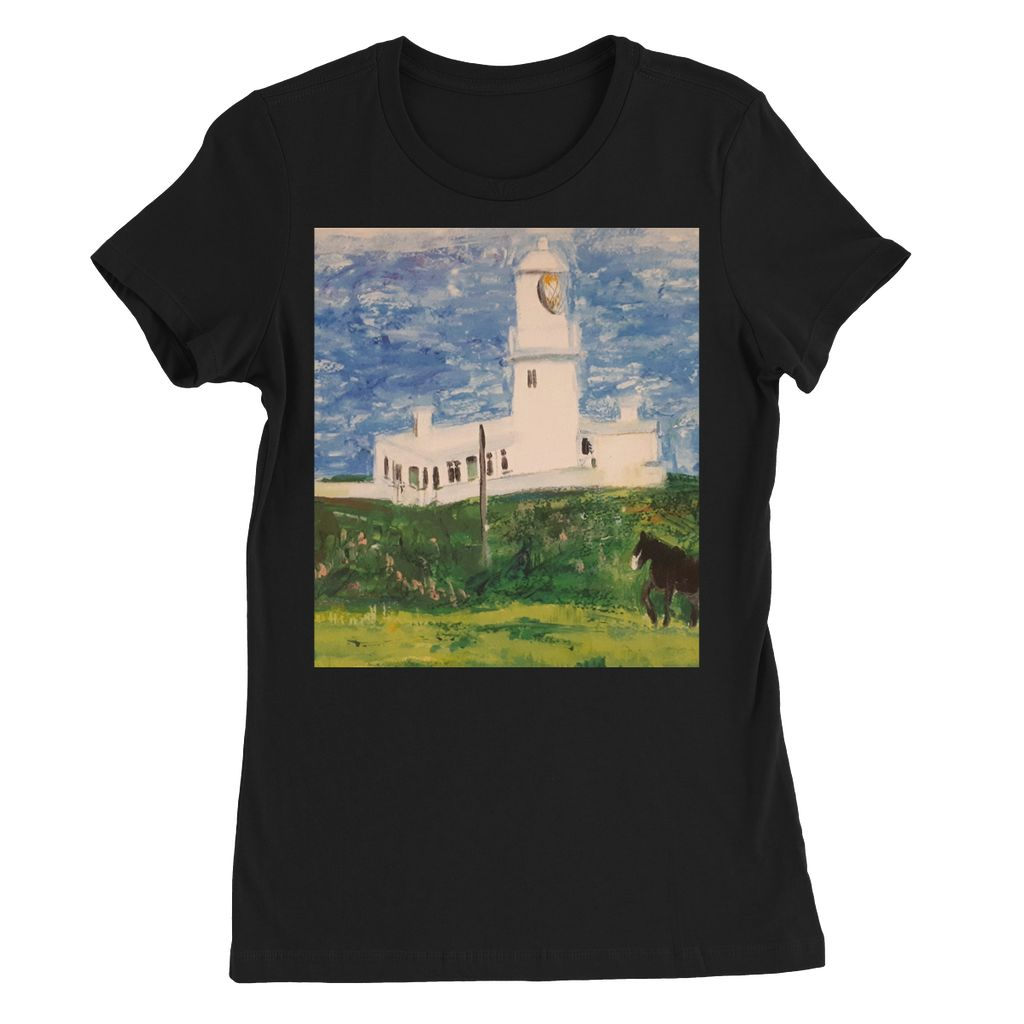 Pony at Strumble Womens Favourite T-Shirt
