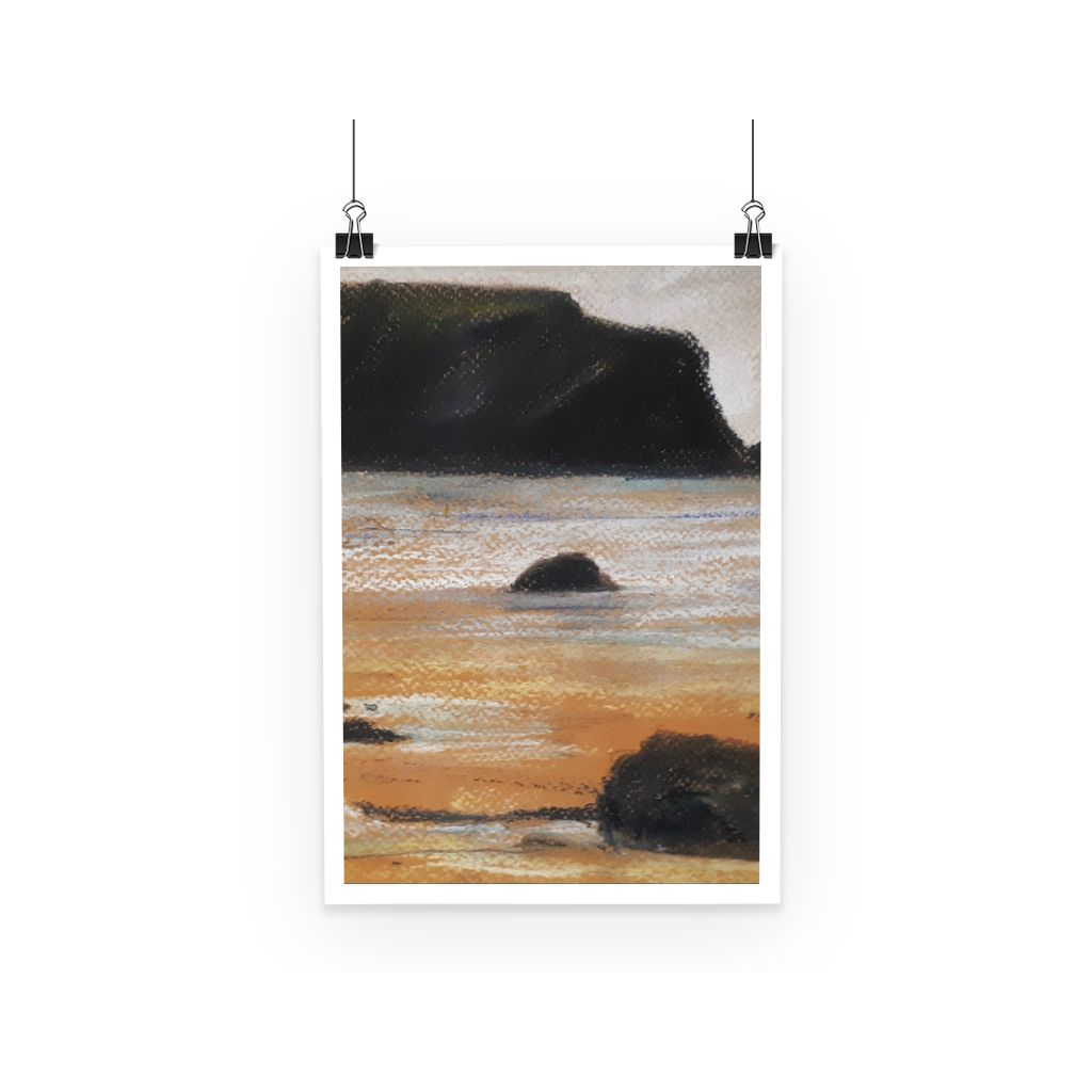 Marloes Sands, Pembrokeshire Poster