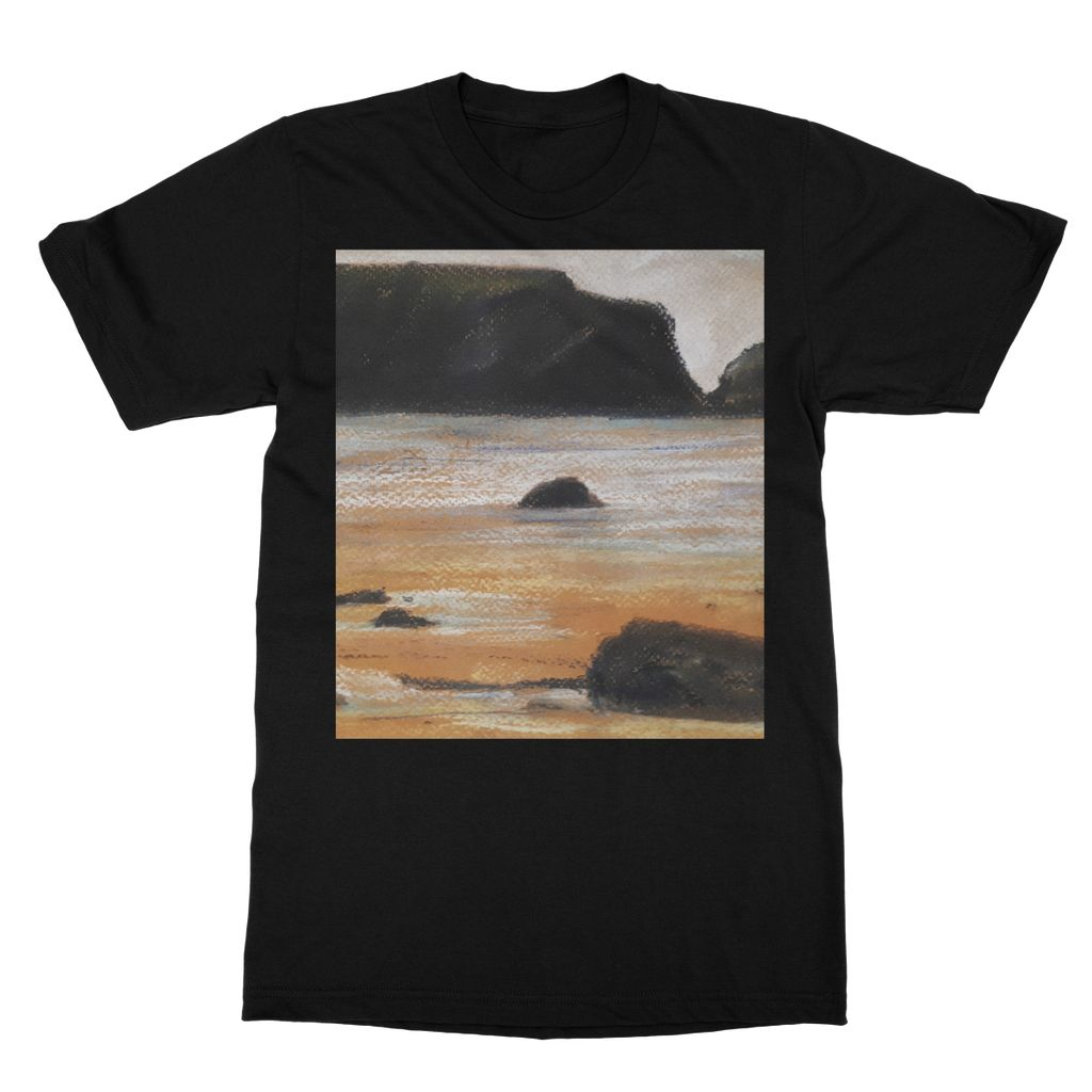 Marloes Sands, Pembrokeshire Softstyle T-shirt