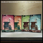 IG-0019 - Instagram Special - 5x7 Borderless Prints 4 Piece Set - Lifeguard Colors