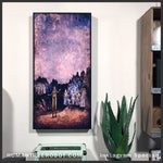 IG-0054 - Instagram Special - 12x24 Inch Wood Panel Print - RobotC Rocks