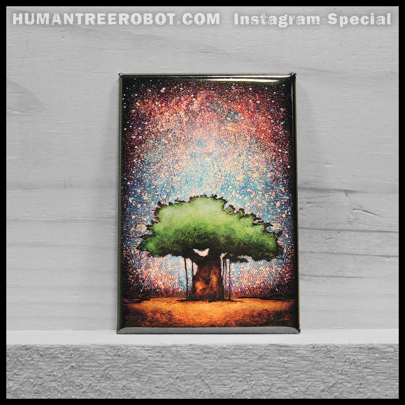 IG-0005 - Instagram Special - 9 Piece Magnet Set - Trees