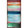 8012 Wood Panel Rectangle - Abstract - Colors 01 - Blue