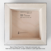 4004 Wood Panel Square - Hearts & Headlines - Forever