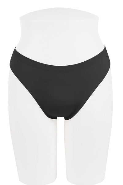 Ladies seamless shapewear thong