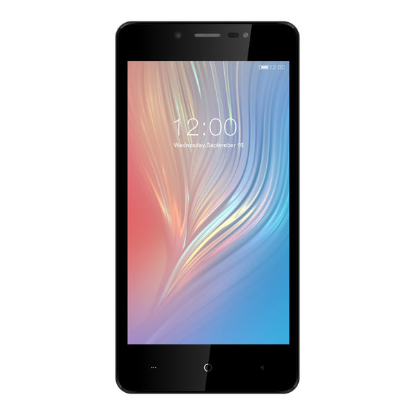 LEAGOO POWER 2 Mobile Phone 5-Inch HD IPS 2GB RAM + 16GB ROM Android 8.1 MT6580A Quad Core 8MP+5MP Camera 3200mAh