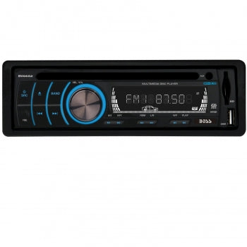 BOSS In-Dash DVD/MP3/CD AM/FM Receiver USB/SD Memory card