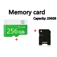 Class10 TF Card 64GB SD High-speed Mobile Phone Memory Card