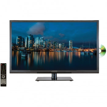 "Axess 32"" Digital LED High-Definition TV with DVD Player"