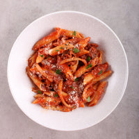 Amatriciana (Bacon & Onion) Pasta