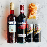 Americano Cocktail Kit x 17