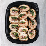 Mini Sandwich Platter (12 Pieces)