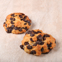 Chocolate Chip Scones (4 Pieces)