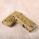 Cranberry Matcha Bar
