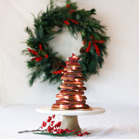 Gingerbread Tree & Wreath Gift Set