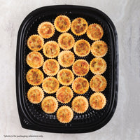 Mini Quiche Tray (25 Pieces)