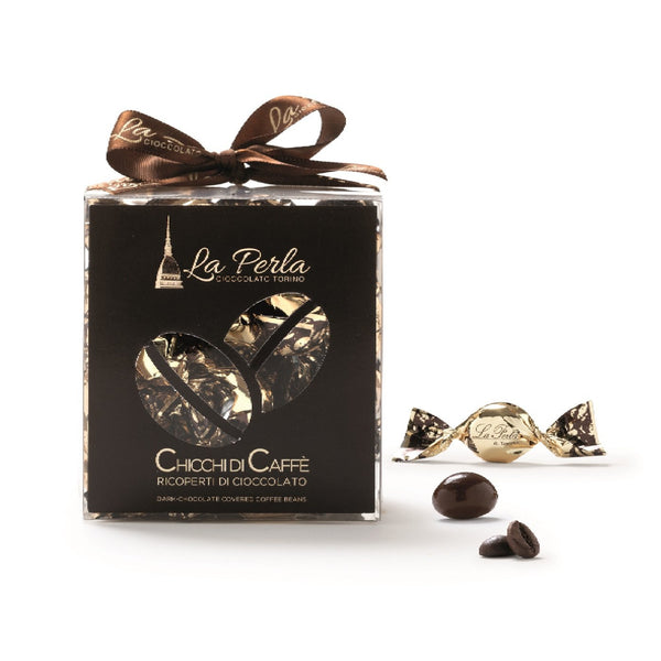 La Perla Chocolate Coated Coffee Beans