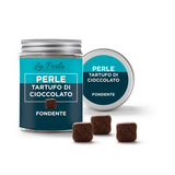 La Perla Mini Chocolate Truffle Jar