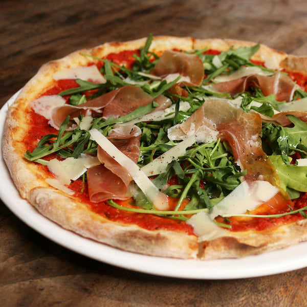 Rucola e Crudo Pizza