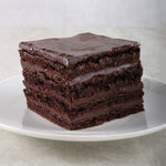 Flourless Rich Chocolate Cake (Slice)