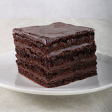 Flourless Valrhona Chocolate Cake (Slice)