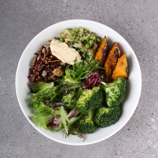 Vegetarian Multi-grains & Seeds Bowl