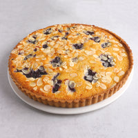 Blueberry tart delivery
